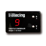 WRacing electronic throttle controller TC9S
